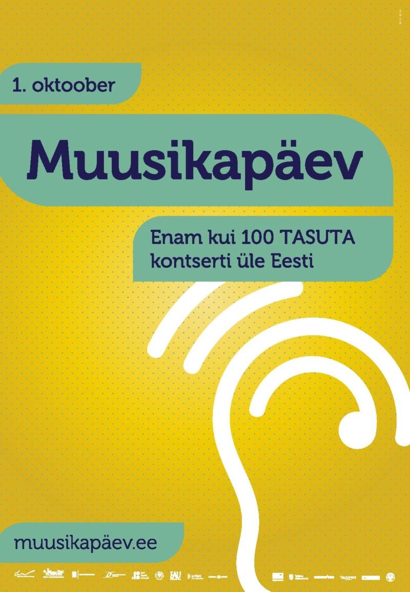 Tallinna Kammerorkester Tallinna Teletornis. Muusikapäev 2018