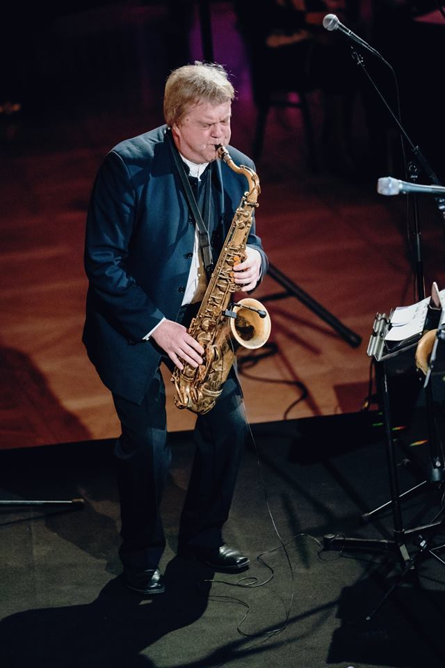 TAFF CLUB. Classic'n'Jazz: Tallinna Kammerorkester & Raivo Tafenau