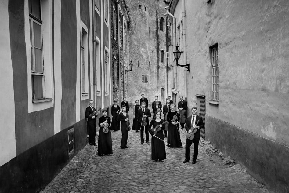 Eesti Festivaliorkestri kontsert Estonia kontserdisaalis